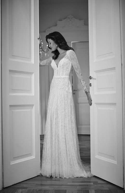 Atelier Signore sposa 2017 - Abito scivolato modello lingerie