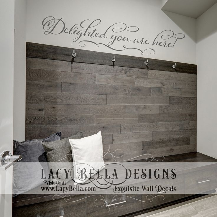 Best Entryway Decal Designs Images On Pinterest Creative - Vinyl wall decal adhesive