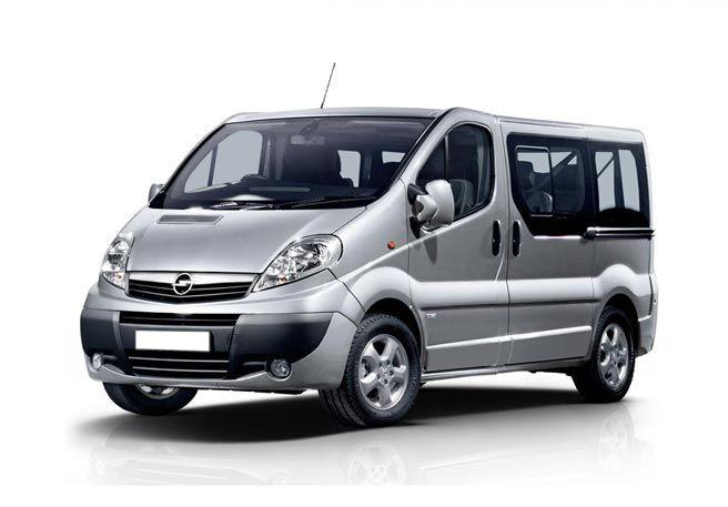 Opel Vivaro - Inchirieri Auto Sibiu
