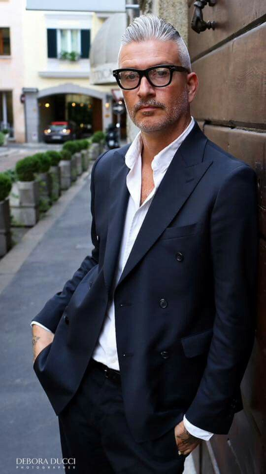 He is Domenico Gianfrate, so chic, Mens Spring Summer Fashion. More