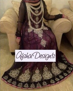 Afshai Designs Launches Party Wear Collection 2012 | Pakistani Fashion, Pakistani Latest Fashion, Pakistani Fashion Designers,