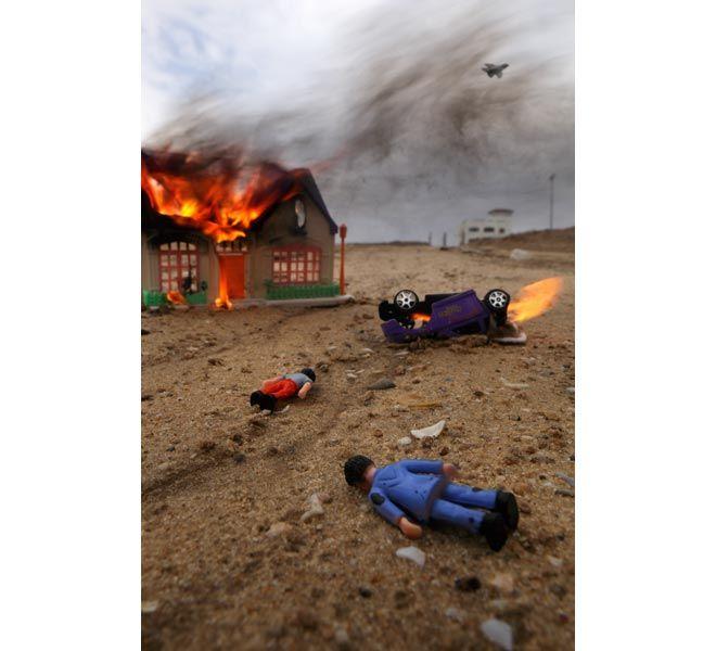 WAR-TOYS: Gaza Strip