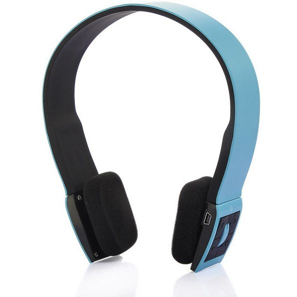 Vrme Bluetooth Noise Cancelling Stereo Headphones with Microphone for iPhone and Android