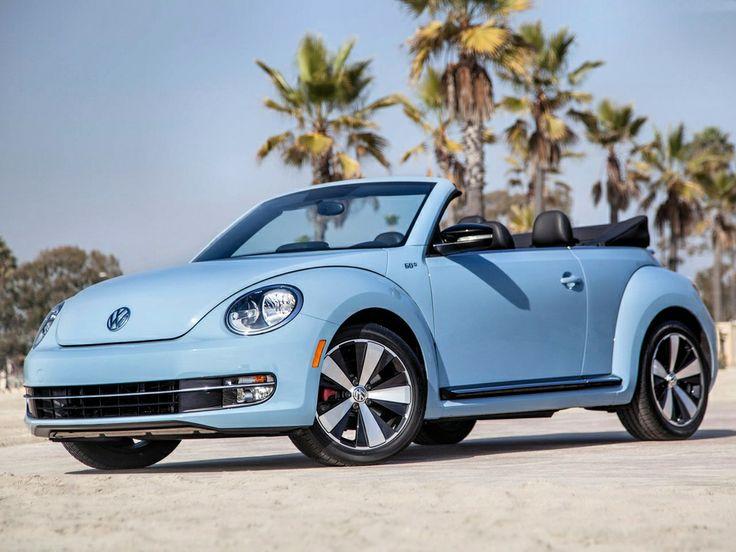 VW Cabriolet | Volkswagen Beetle Cabriolet : Nouveautés automobiles 2013 : les ...