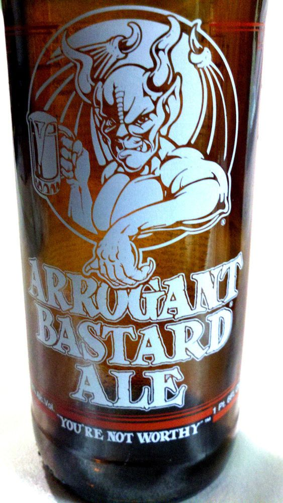 Awesome Collectibles Arrogant Bastard Stone Brewing Co