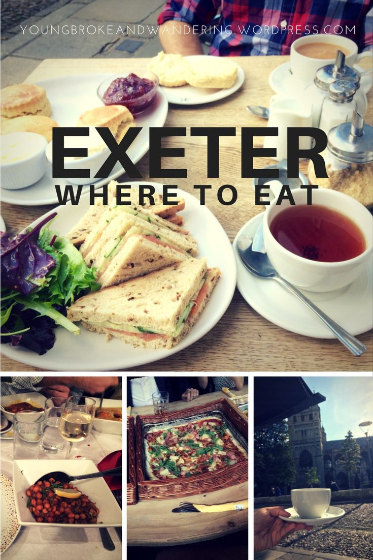 Where to eat in Exeter