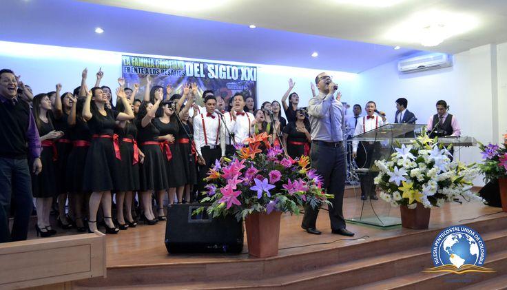 Coro Metropolitano Cúcuta IPUC #ipuc #coropentecostal #adoracion #pentecostal
