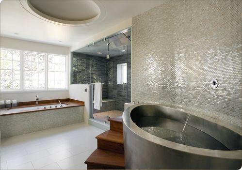 Sonoma Glass Vihara Brick In Puka Iridescent Www Swtile