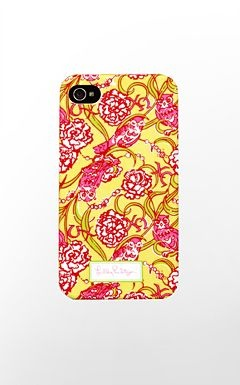 Lilly Pulitzer - Chi Omega: Iphone Cases, Iphone 4S, 44S Cases, Lilly Pulitzer, Iphone 4 4S, Chi Omega, Phones Cases, Pulitzer Iphone, Iphone 4 Cases