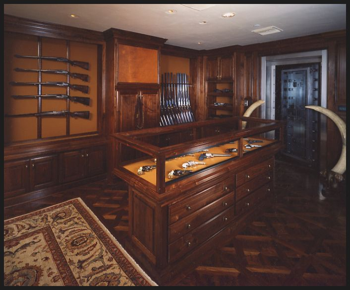 101 Best Gun Room Images On Pinterest