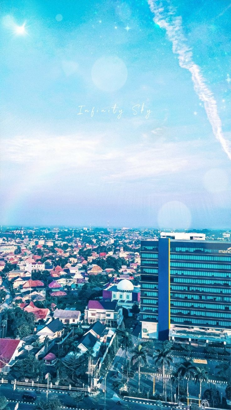 Inspirational quotes using Kimi no nawa effect. Filter