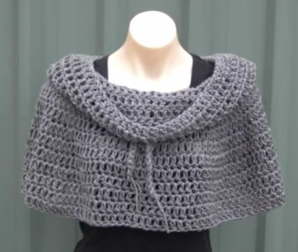Adult crochet patterns for ponchos opinion