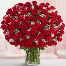 Roses Bouquets, 10 red roses, Beauty With Roses