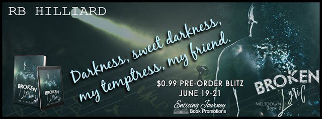 ♥Enter the #giveaway for a chance to win a $15 GC♥ StarAngels' Reviews: Pre-Order Blitz ♥ Broken Lyric by R.B. Hilliard ♥ ...