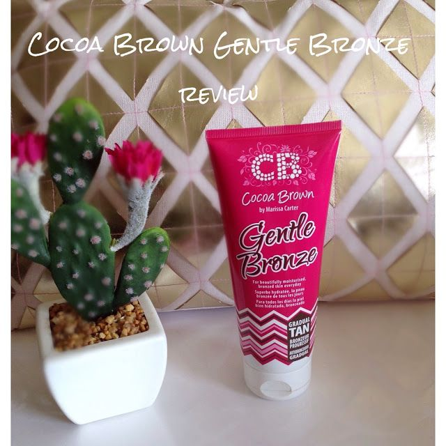 Hi Showstoppers!   For a while now , I have been wanting to have a chat about my new found love for Cocoa Brown Tan by Marissa Carter and...