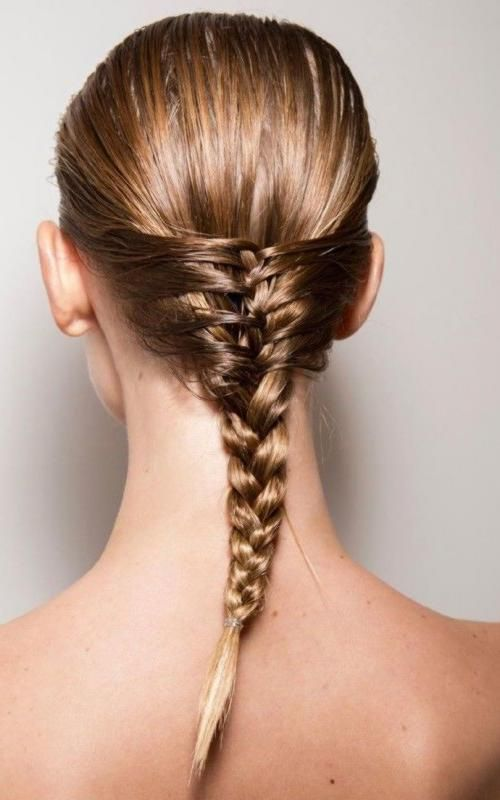 Wet-Looking, Smooth and Smooth Back Hairstyles are the newest trendy hairstyle for 2016. They do not ask hair type, length or style. They are easy …