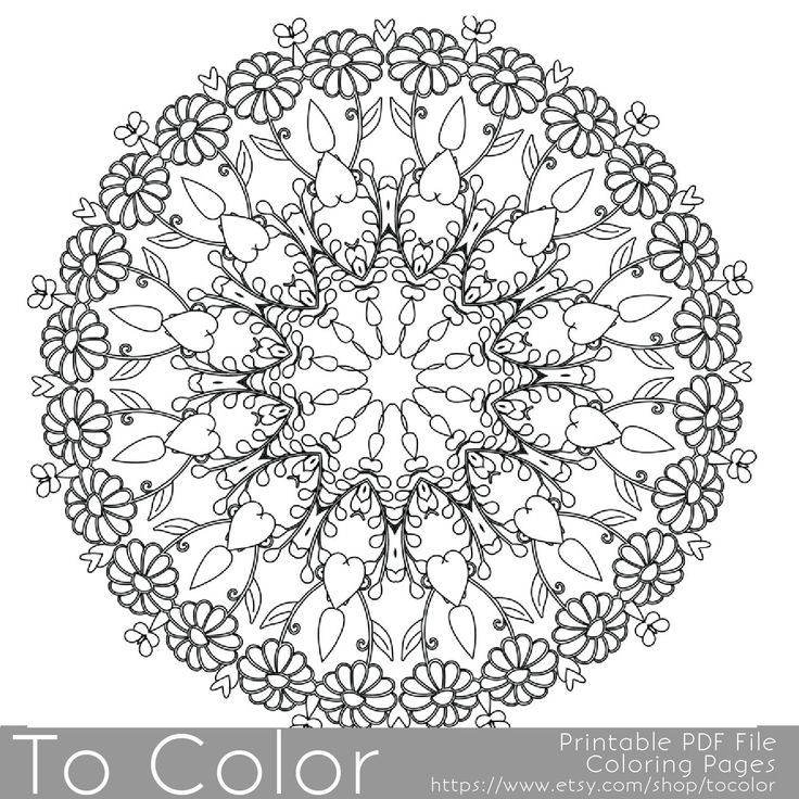 1000 Ideas About Coloring Pages For Adults On Pinterest