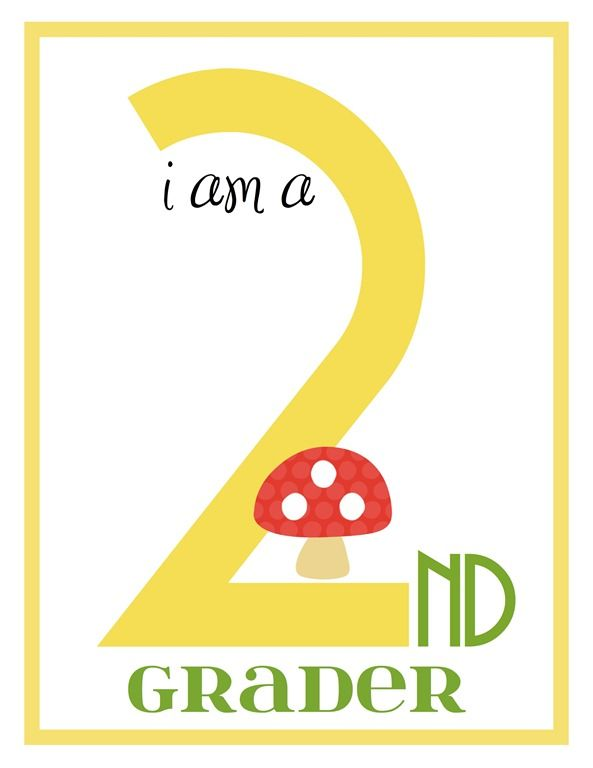 adorable first day of school printable's for your child to hold