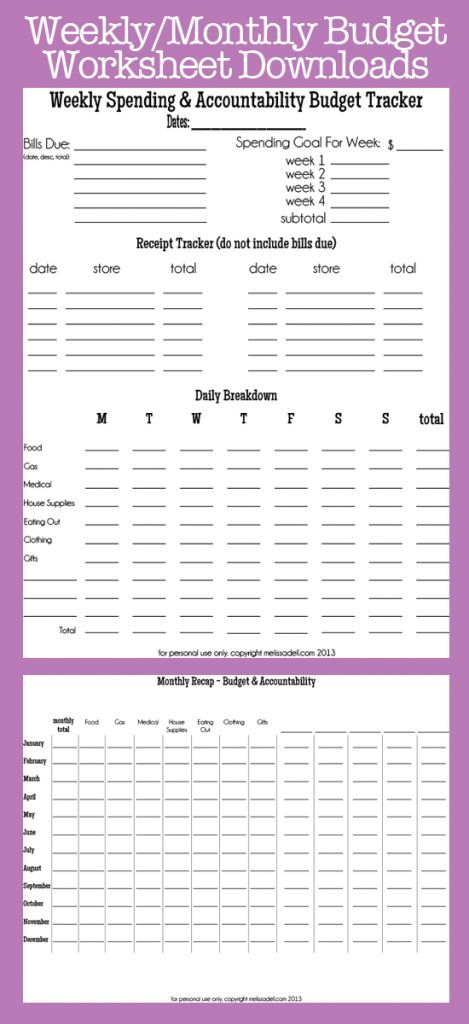 Worksheets Salon Budget Worksheet 53 best images about business on pinterest marker board free i have been putting all of this a would make it easier for me the first part to saving money is budgeting it