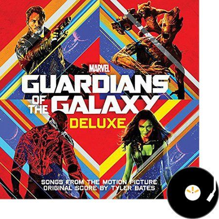 GUARDIANS OF THE GALAXY / O.S.T. (DLX) (VINYL)