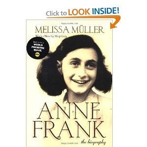 Anne Frank : The Biography: Melissa Müller, Rita Kimber, Robert Kimber: 9780805059960: Amazon.com: Books