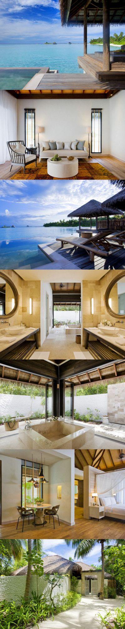 Maalifushi by COMO is the newest luxury resort in #Maldives.