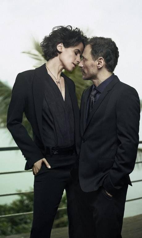 Casados há 18 anos, Enrique Diaz e Mariana Lima garantem que o amor continua tórrido - Jornal O Globo