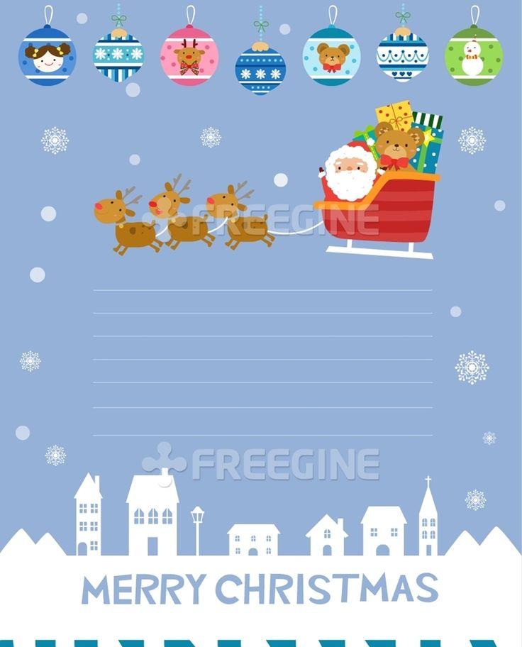 사람, 오브젝트, 장식, 산타, 할아버지, 성탄절, 산타클로스, 산타할아버지, 루돌프, 일러스트, 겨울, freegine, illust, 사슴…