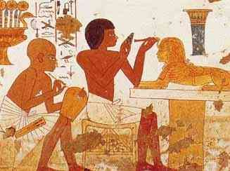Fresco pintura and murals on pinterest for Mural egipcio