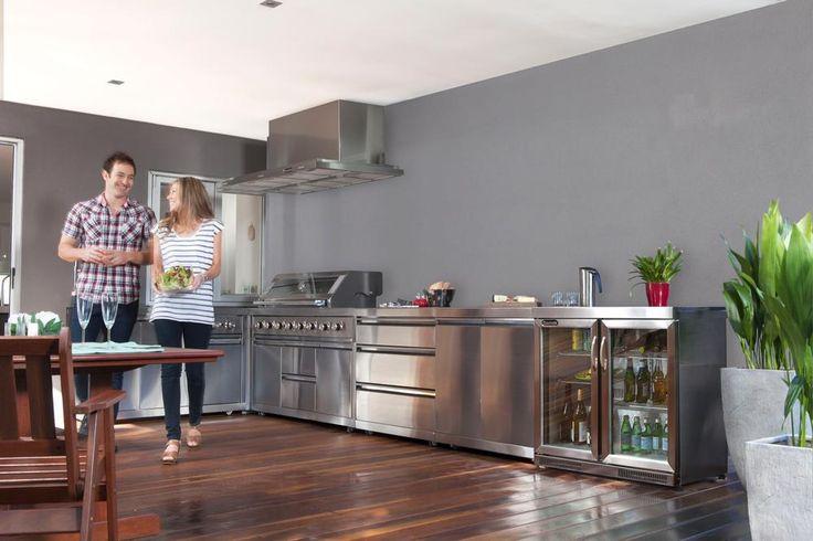 Platinum II Series Outdoor Kitchen