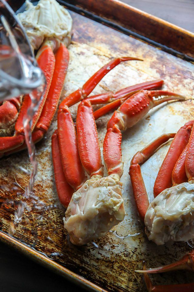 how to make king crab legs