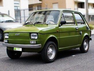 Fiat 126, Appena tagliandata, Iscritta ASI