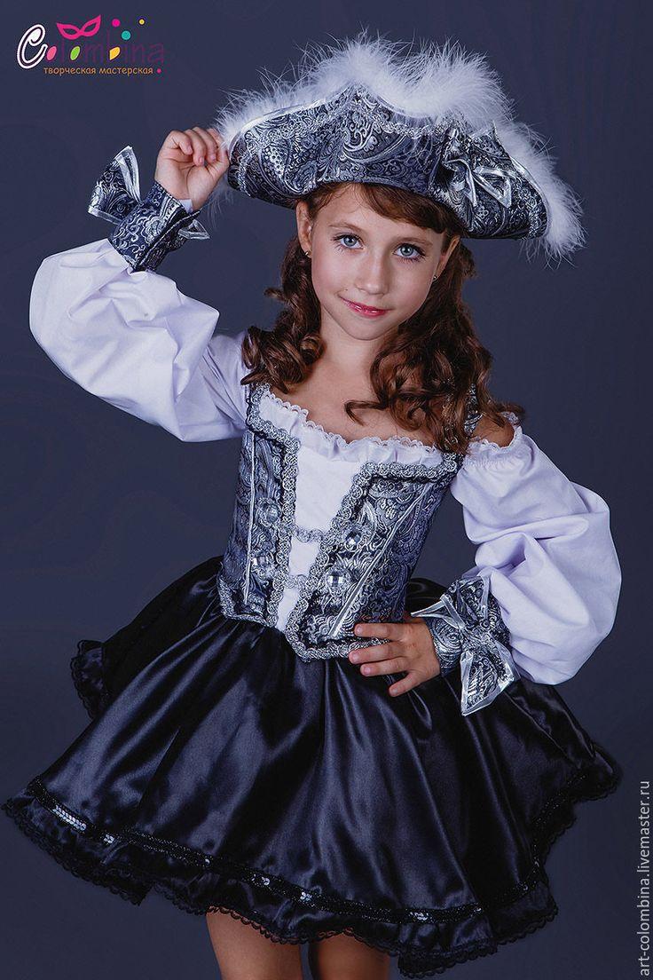 Детские карнавальные костюмы ручной работы. Костюм пиратки. Olga…