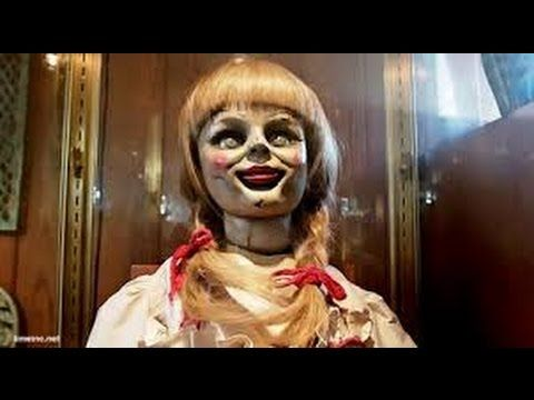 Annabelle la muñeca poseida.