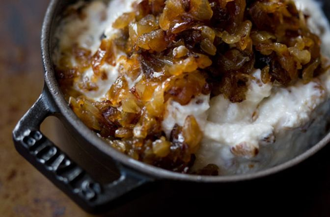 Caramelized Onion Dip: Fun Recipes, Onions, Dips, Oniondip, Onion Dip