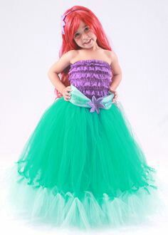 Vestidos princesas disney para niñas