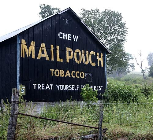 152 Best Images About MAIL POUCH BARNS On Pinterest
