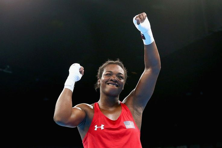 "U.S. boxer Claressa Shields makes history, wins second Olympic gold: If Claressa Shields was anything coming into the 2016 Olympics, it was confident.  ""I definitely feel like I'm the best fighter here, male or female,"" the 21-year-old American boxer said midway through the Rio Games.  Shields delivered in the gold medal match Sunday, taking down middleweight Nouchka"