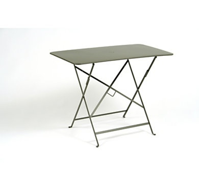 Table pliante FERMOB Bistro rectangulaire 97 x 57 cm