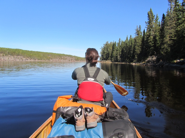Woodland Caribou Provincial Park - Ontario Parks north of Kenora Ontario and a primier destination for wilderness adventure and anglers.