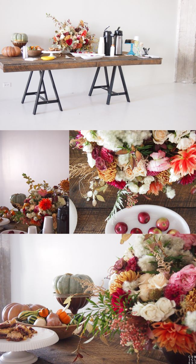 367 best flower deco images on pinterest flower arrangements fall flowers at dewit design camp with ab chao izmirmasajfo Gallery