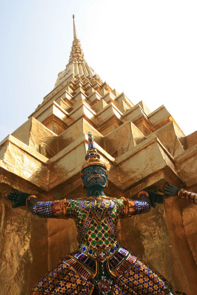 Bangkok, Thailand - Temples