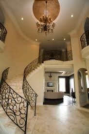 Ornate foyer with beautiful chandelier and staircase, very elegant!: Twostori Foyers, Stairca Foy, Dream House, Dreams House, House Entryway, Elegant Stairca, Restoration Interiors, Large Homes, Interiors Ideas