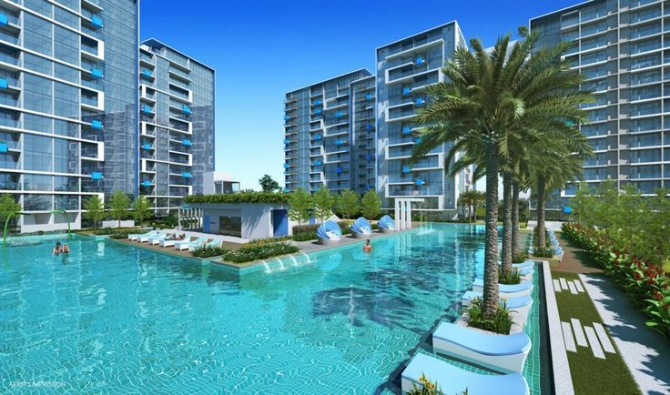 Santorini at Tampines | Tampines Ave 10 | New Launch Singapore Condo. Minutes drive to Tampines mall, Ikea Tampines, Punggol and Pasir Ris Secondary School.