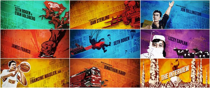 Art of the Title S Best Titles sequences collection