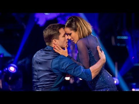 Caroline Flack & Pasha Argentine Tango to 'La Campursita' - Strictly Come Dancing: 2014 - BBC One - YouTube