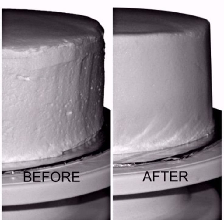The Melvira Method for Quick & Easy Smooth Buttercream - CakeCentral.com