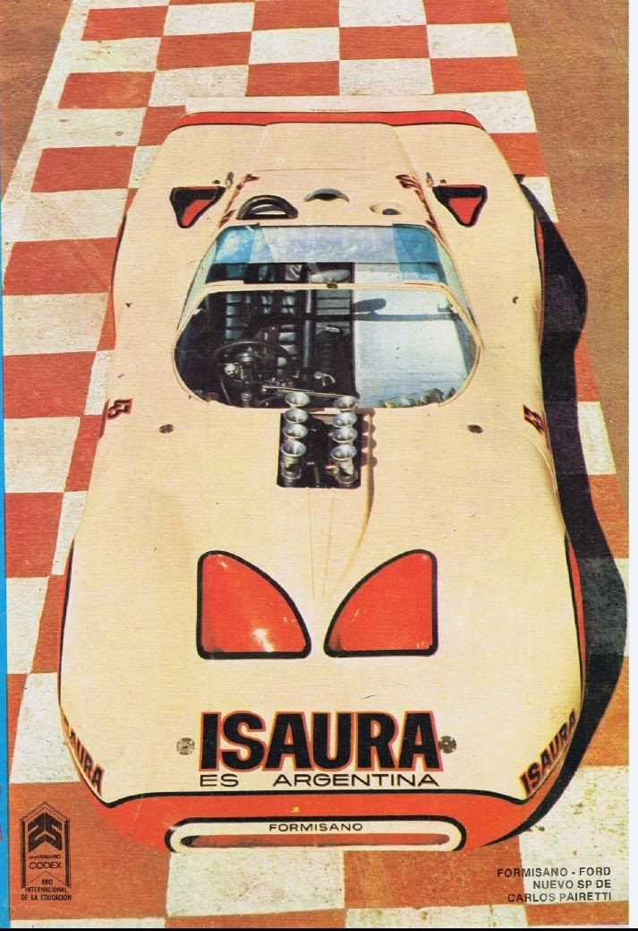 FORMISANO GENTILE(FORMISANO F-14)-FORD (1970-1971)