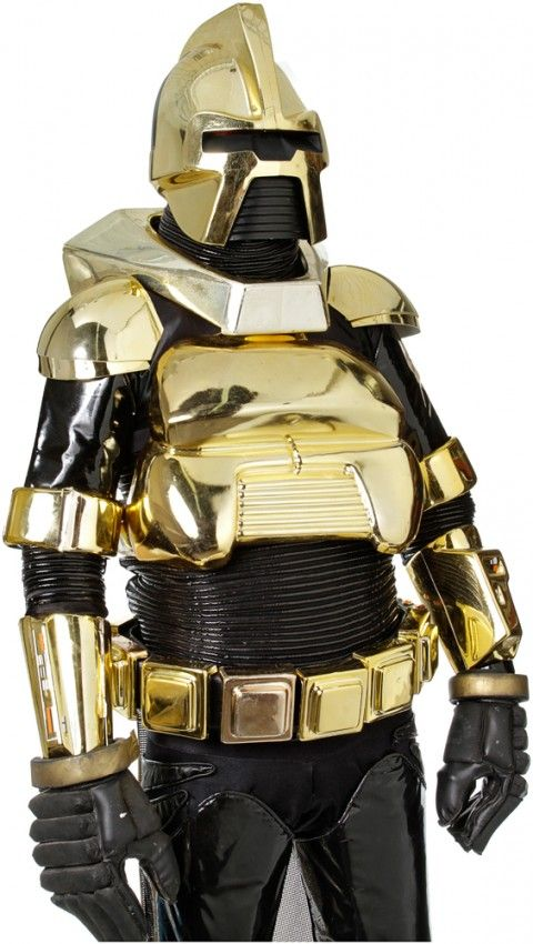 Battlestar Galactica Original Series | Battlestar Galactica Original Series Gold Cylon : Lot 1