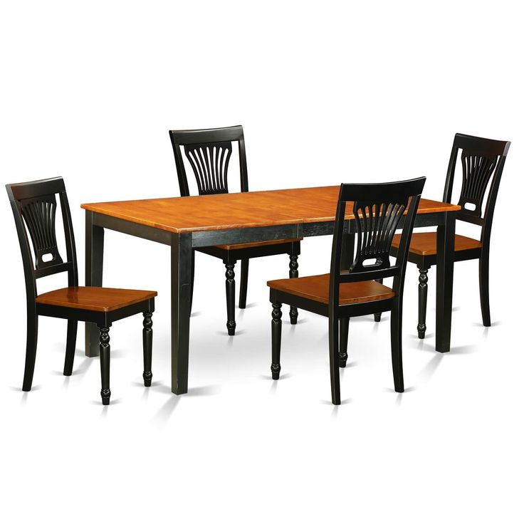 table set dining wooden chairs wood base kits barn plans cherry and